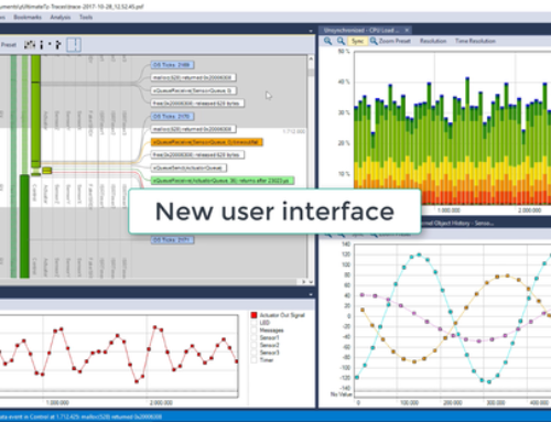 Welcome to a first look at Tracealyzer 4