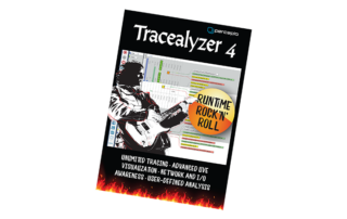 Now Playing: Tracealyzer 4