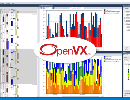 Introducing the World's First Trace Profiler for OpenVX and Embedded Vision/AI Processors
