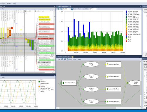 Tracealyzer 4 Now Supports VxWorks