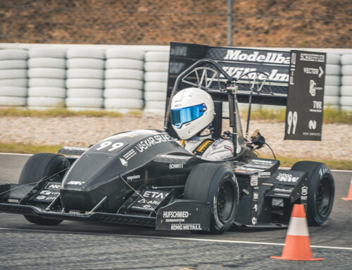 Tracealyzer On the Race Track – High Speed Karlsruhe