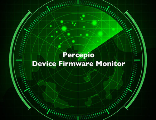 Meet Percepio Device Firmware Monitor
