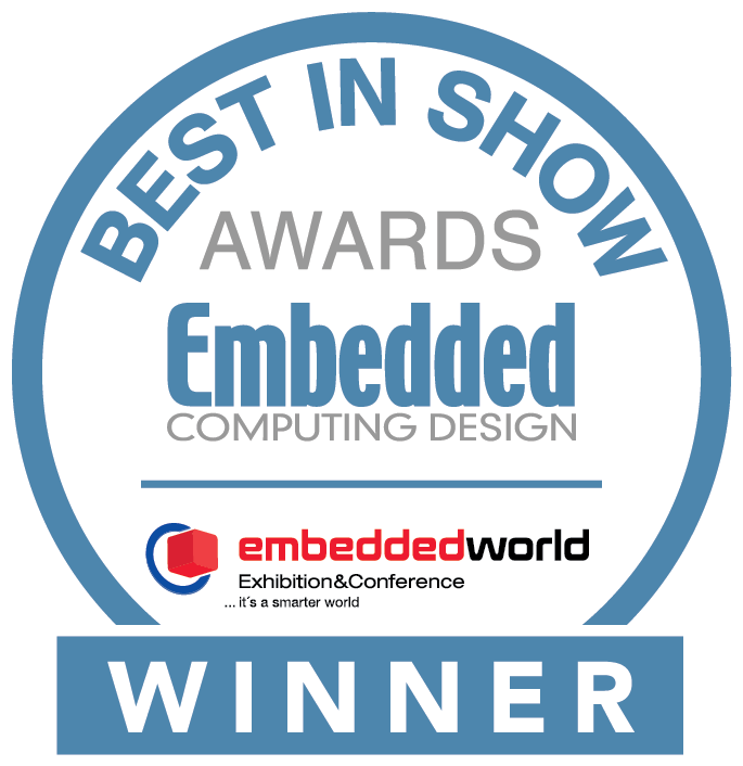 Best in Show, Embedded World 2019