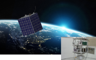 The Argentinian µSAT-3 satellite
