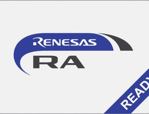 Percepio joins Renesas RA READY program