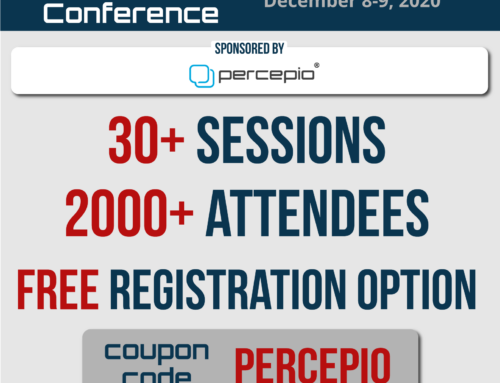Inaugural IoT Online Conference Launches with Backing of Percepio
