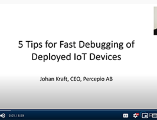 5 Tips for Fast Debugging of Deployed IoT Devices