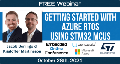 Webinar: Getting Started With Azure RTOS